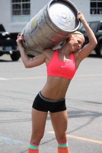 Crossfit: Making better waitresses since 2005.