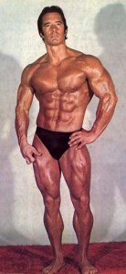 Chet Yorton built his size with sets of 22 reps. 100% drug-free.