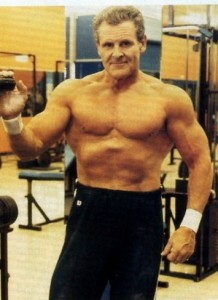 """G.T"" the reclusive bodybuilding genius at age 66."