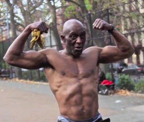 60 year old muscles